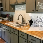 cheap kitchen remodel
