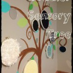 Toddler Sensory Tree