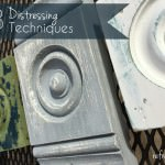 3 Types of Distressing Techniques