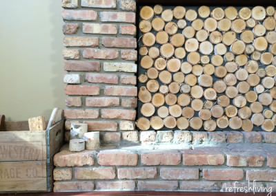 diy fireplace insulation panel