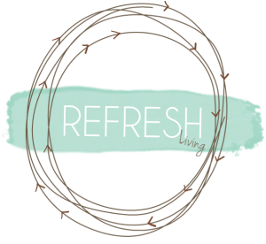 refreshliving button