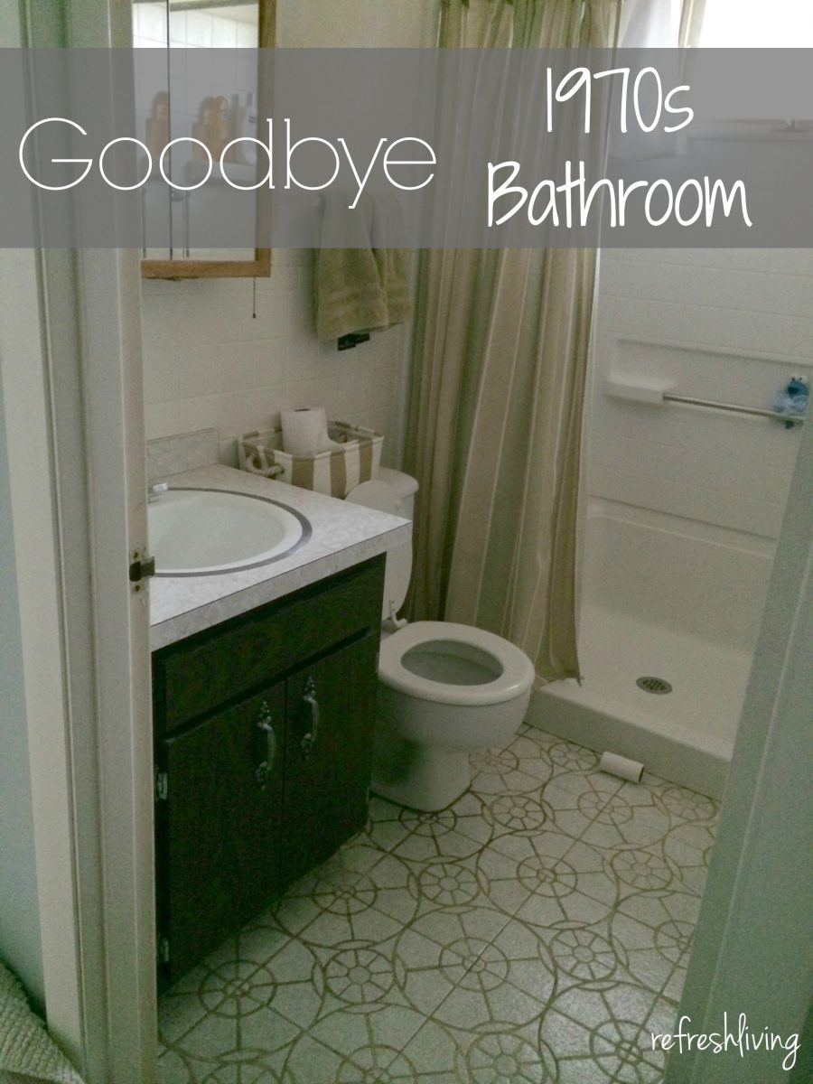 Bathroom Remodeling Materials bathroom remodel on a budget with reclaimed materials - refresh living