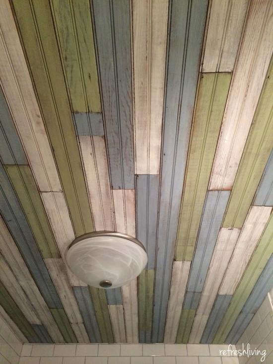 beadboard ceiling 2