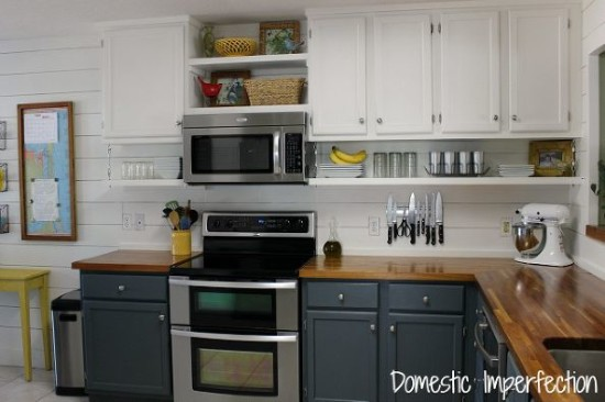 Domestic Imperfection kitchen