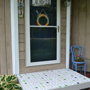 Front Porch Update with Modern Masters Paint