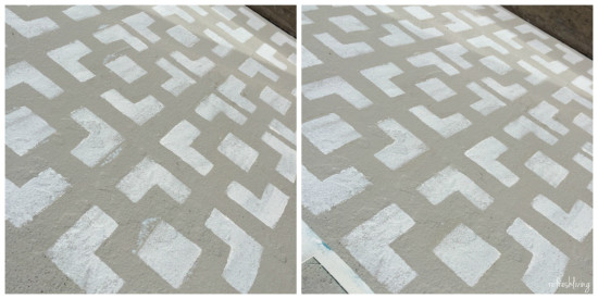 stopping bleedthrough with stencils