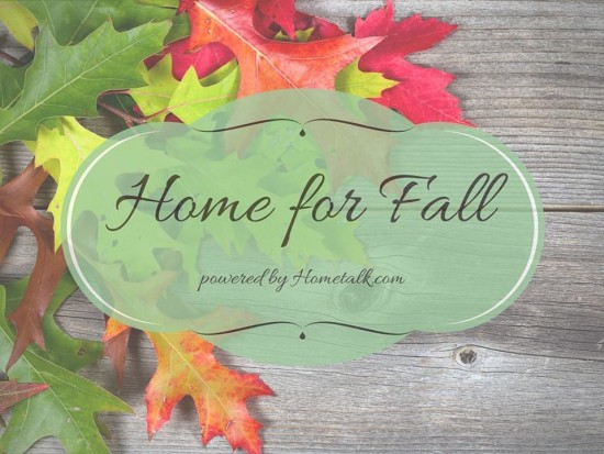 home for fall