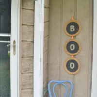 Paper Plate Holders to DIY Halloween Decorations