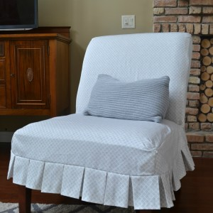 Sew Your Own Chair Slipcover