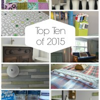 Top Ten DIY Posts from 2015
