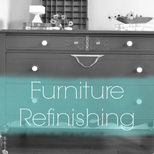 Furniture Refinishing Refresh Living