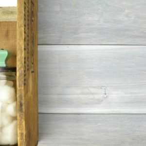 The Best Way to Whitewash Wood