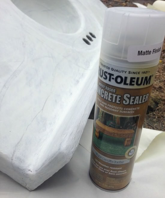 concrete countertop sealer
