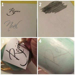 Easily transfer letters to paint   How to paint perfect letters   Transfer printed words to paint