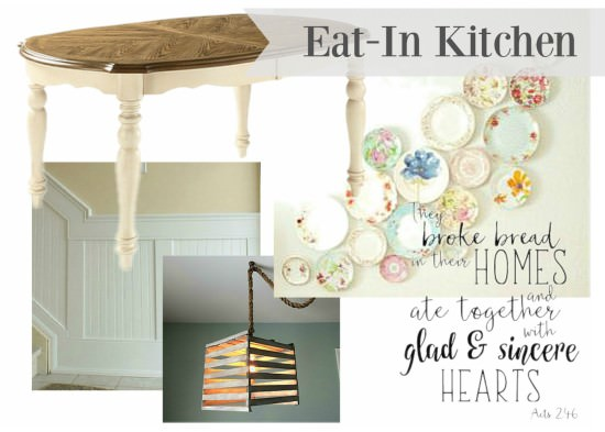 Eat-In Kitchen
