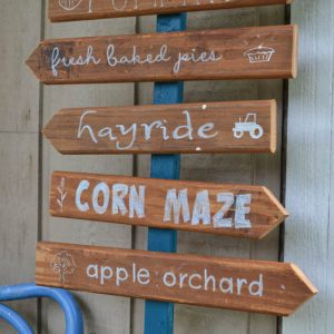 DIY Fall Wood Sign with Reclaimed Wood