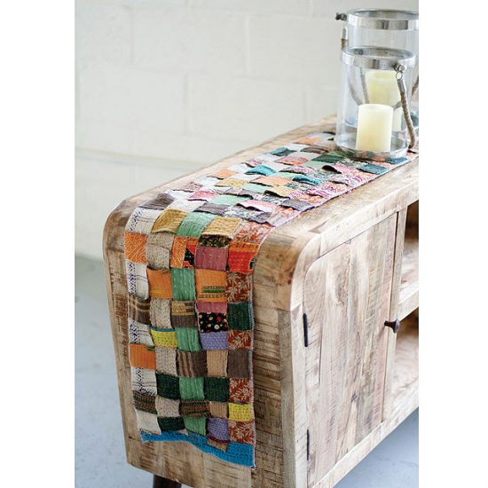 unique-gift-for-home-owner-reclaimed-upcycled-cloth-table-runner