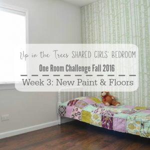 A Fresh Coat of Paint is Magical | One Room Challenge (Week 3)