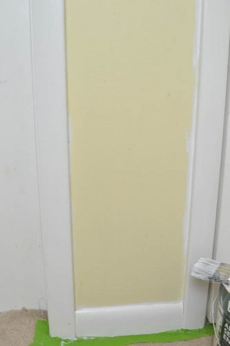 I will never paint trim with any other paint! Once I found this type of paint, I've used it to paint all of my interior doors and trim.