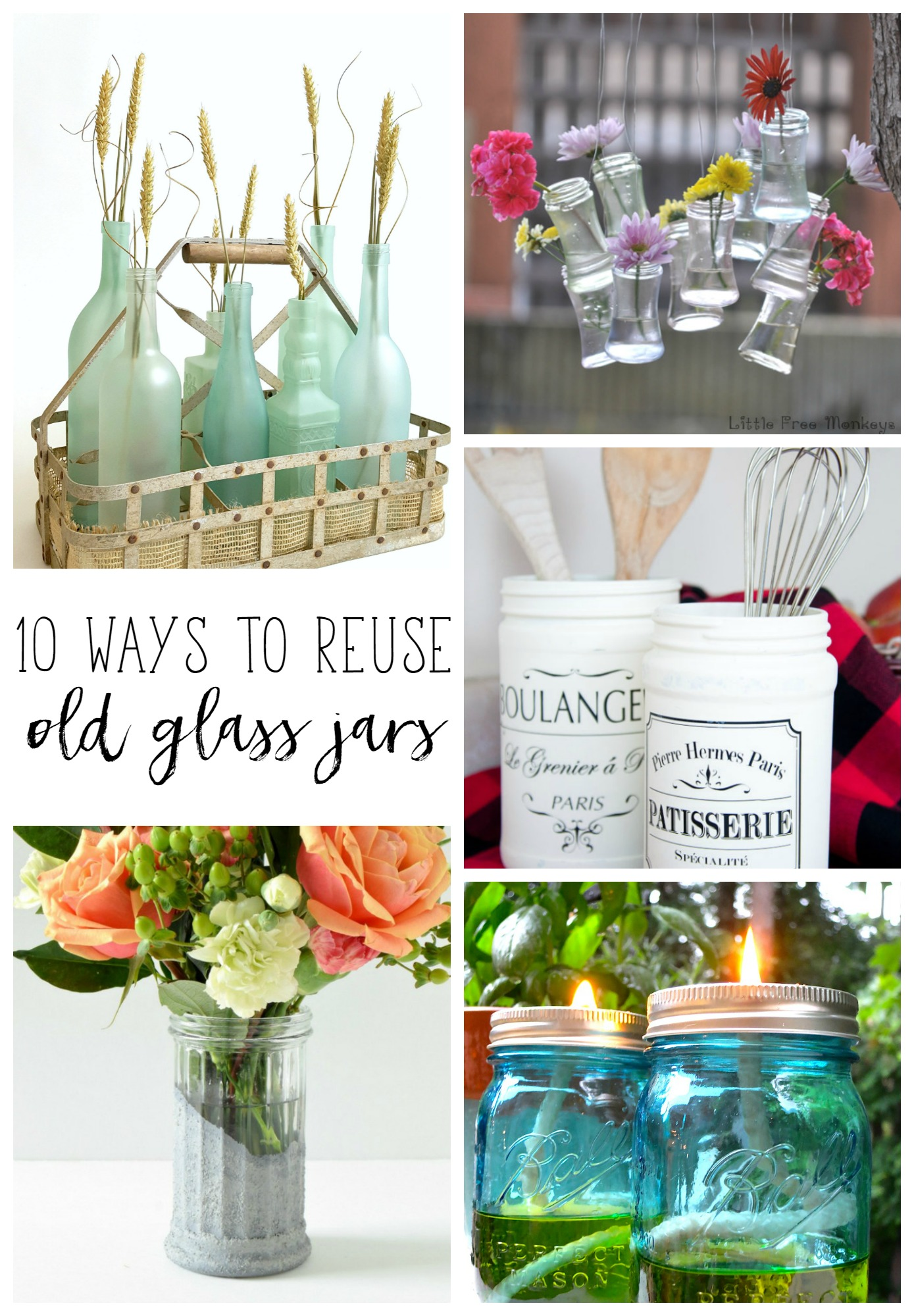 Ways To Read Tarot Cards: 10 Awesome Ways To Reuse Glass Jars