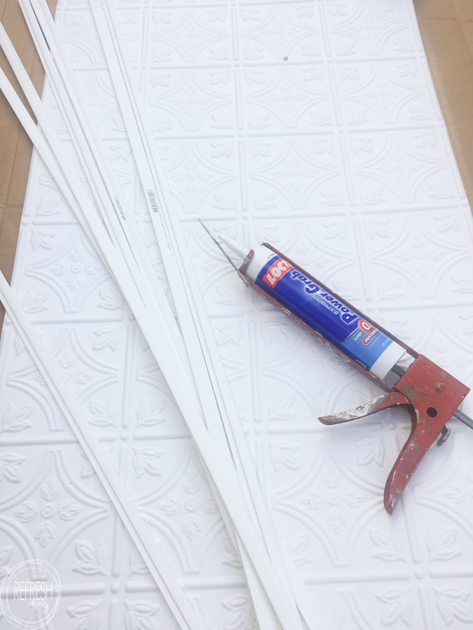 How To Repair Water Damaged Pop Up Camper Rv Roof Ceiling
