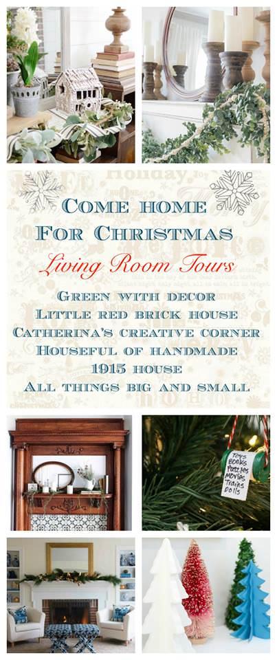 Living room decor ideas for Christmas