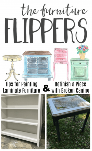 Looking for tips on refinishing and painting furniture? These DIY bloggers have so much information to share!