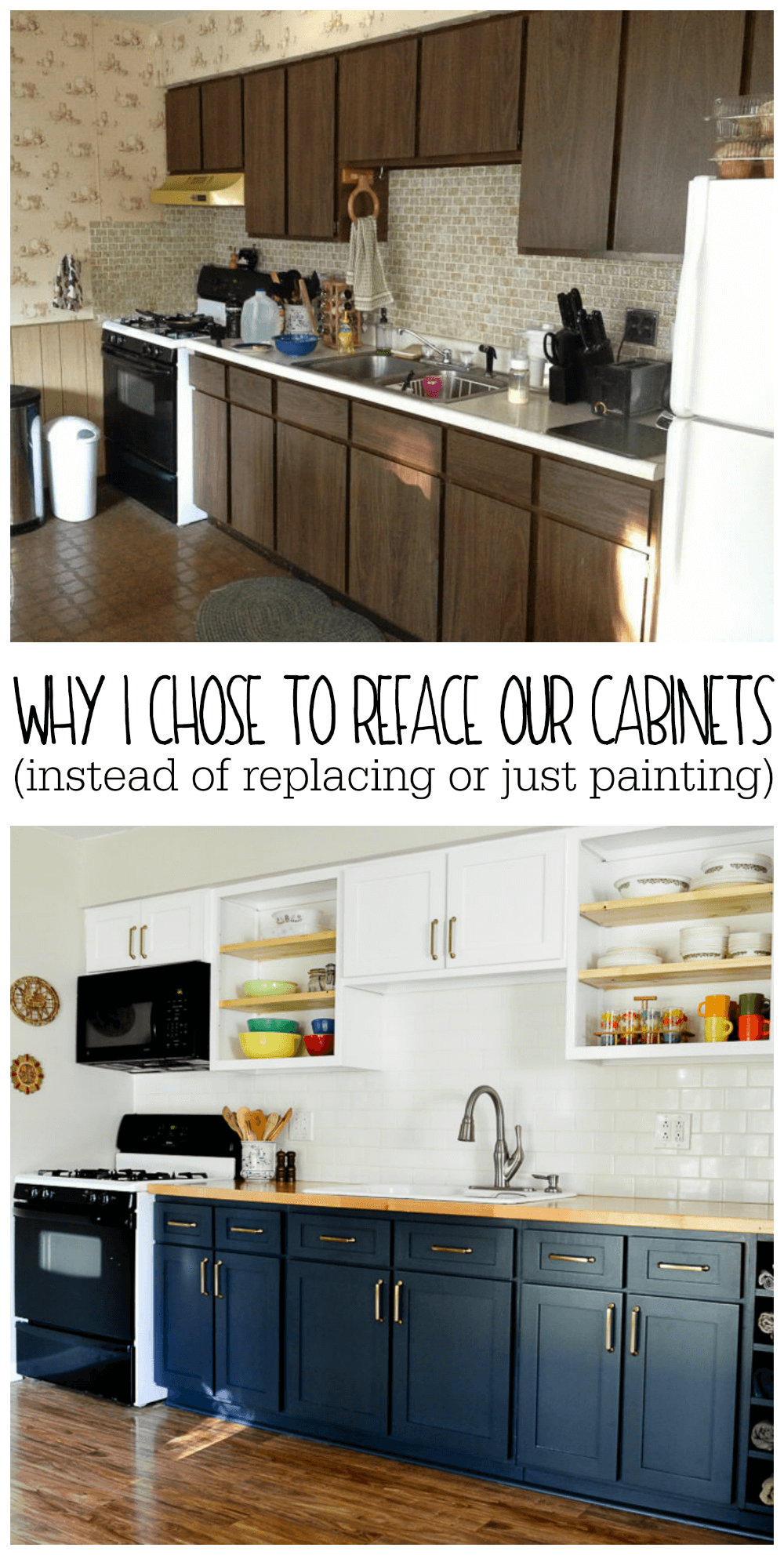 Replacing Cabinet Doors Instead Of Buying New Cabinets Or Just