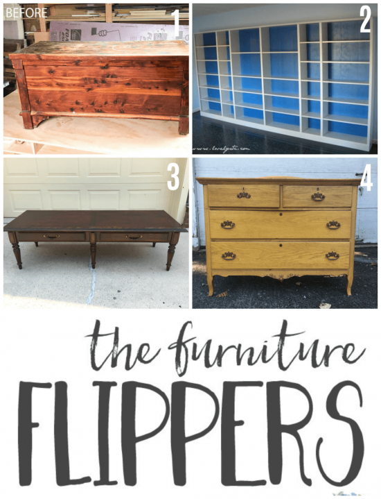 So many great tips on how to refinish furniture.
