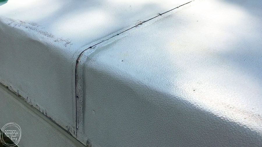 Putty tape (butyl tape) used on camper roofs is so hard to remove. Here are tricks to removing the sticky gunk to repair leaks in a pop up camper roof.
