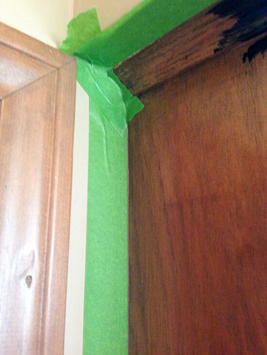 Everything you need about how to paint kitchen cabinets! So many great tips for painting kitchen cabinets like a professional.