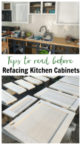 Tons of tips on how to replace the doors and drawers of your kitchen cabinets.