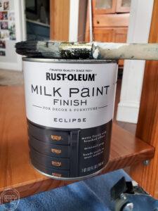 rustoleum milk paint for furniture review